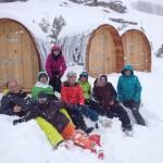 nuit en snow pod et nuit en igloo