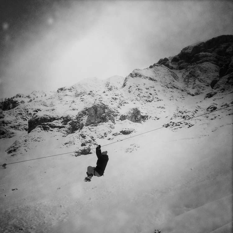 Nuit en igloo et grande tyrolienne