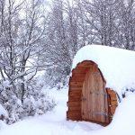 nuit en snow pod et nuit en igloo à pyrénées